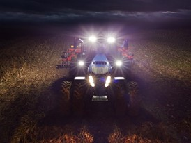 New Holland launches GENESIS® T8 Series tractor with PLM Intelligence™