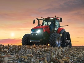 New AFS Connect Magnum series tractors from Case IH provide connectivity and visibility