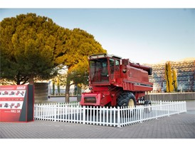 First Axial-Flow sold in Europe