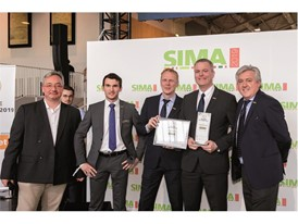 SIMA Machine of the Year award ceremony