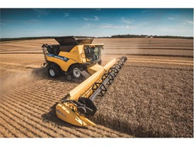 "New Holland wins ""Machine of the year"" Awards for IntelliSense™ technology and T5 AutoCommand™ at SIMA 2019"