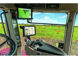 Case IH Early Riser planters can easily be equipped with The Climate Corporation FieldView high-definition mapping