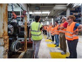 New record of visitors for our STEYR plant