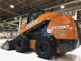 CASE Celebrates 50 Years of Skid Steer Manufacturing 1