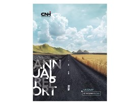 CNH Industrial US GAAP Annual Report 2018