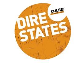 Dire States logo