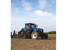 New Holland T8.410 tractor