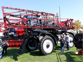 Case IH Patriot 250 at Nampo 2019