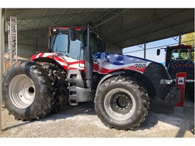 Case IH Magnum 380 at Nampo 2019