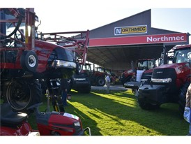 Case IH and Northmec at Nampo 2019