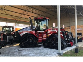 Case IH Steiger 500 at Nampo 2019