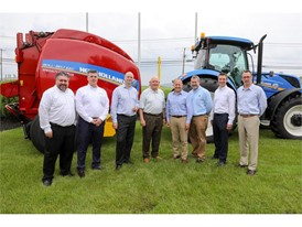 CNH Industrial hosts U.S. Secretary of Agriculture Sonny Perdue, U.S. Congressman Lloyd Smucker, and Local Agricultural