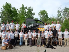 Case and Southeastern Equipment Support Team Rubicon Disaster Response 2
