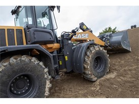 CASE earthmover Alex Benwell