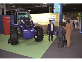 New Holland at World Biogas Summit 2019