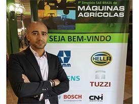 Mohamed Abd El Salam, diretor global de Gerenciamento de Produto e Conectividade da CNH Industrial