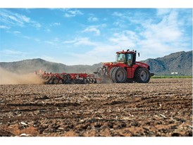Case IH AFS Soil Command™ technology agronomically optimizes soil conditions