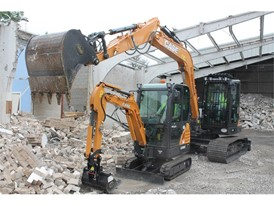 CASE Construction Equipment sells its first Stage V machine into Ireland
