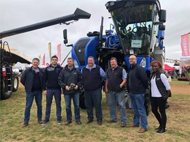 New Holland team at Nampo Cape 2019