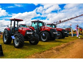 Case IH and Northmec at Nampo Cape 2019