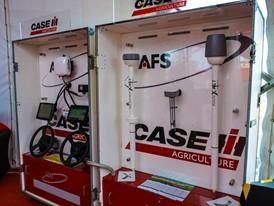 Case IH AFS at Nampo Cape  2019