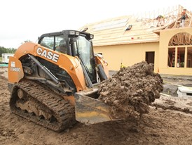 CASE TV450 Compact Track Loader Earns Two Industry Awards