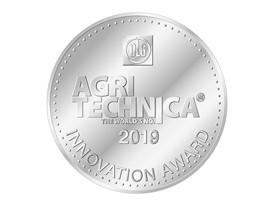 New Holland получил три серебряные медали за инновации в рамках выставки Agritechnica 2019