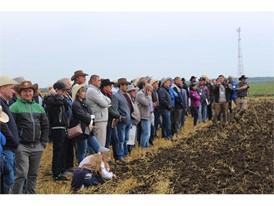 Современные аграрные технологии были продемонстрированы в Сибири