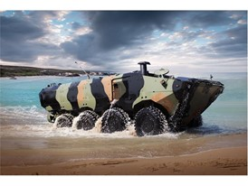 Iveco Defence Vehicles to deliver additional amphibious platforms to U.S. Marine Corps in partnership with BAE Systems