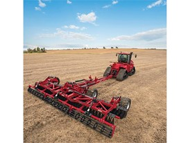 Case IH is Expanding the Tillage Lineup With the New Speed-Tiller™ High-speed Disk