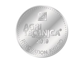 New Holland wins three Silver Medals at the Agritechnica Innovation Award 2019