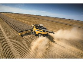 New Holland CR Revelation raises the bar on efficiency, productivity and grain quality