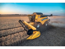 New Holland CR Revelation gets a power upgrade and raises the bar on efficiency, productivity  and grain quality