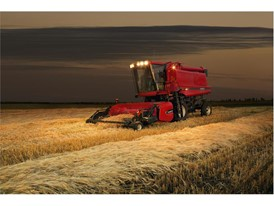 Case IH Axial-Flow 4000 Series combine harvesters capture attention around the world