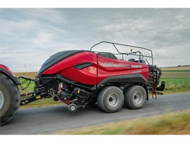"Case IH receives two ""Machine of the Year 2020"" awards at Agritechnica"