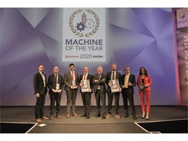 New Holland BigBaler 1290 High Density wins 'Machine of the Year 2020' award