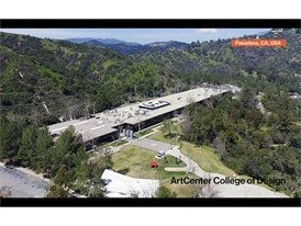 Arial view of the ArtCenter.