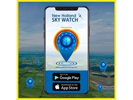New Holland SKY WATCH technology to revolutionize tractor ownership in India