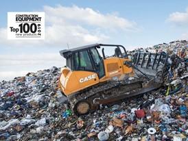 CASE 2050M Landfill Configuration