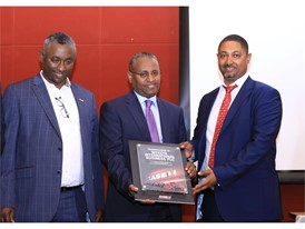 Wereta received Case IH certificate as its official distributor in Ethiopia