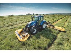 New Holland implements at AGRITECHNICA 2019