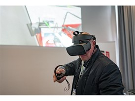 Agritechnica visitors treated to Case IH virtual walk around experience