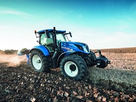The New Holland T6 won a coveted AE50 2020 award issued by the ASABE