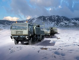 Iveco Defence Vehicles High Mobility Truck