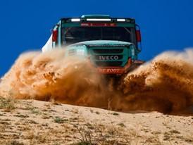 Команда PETRONAS Team De Rooy IVECO достигла поставленных целей в ралли «Дакар», впервые проходившем на Ближнем Востоке