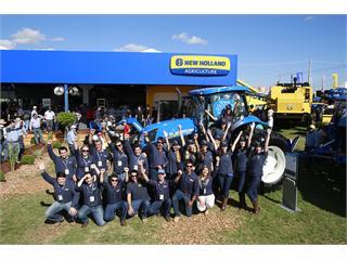 CNH Industrial Brands Participate at Expodireto Cotrijal in Brazil