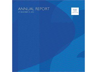 Fiat Industrial Annual Report 2012