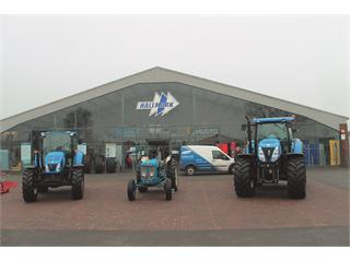 Customers join New Holland family dealership to celebrate its 50th year