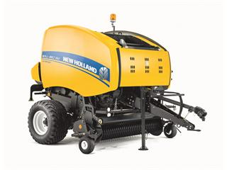 Confidence high among New Holland dealers and customers at busy Royal Highland Show