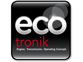 Steyr ECOtronik ensures perfect matching of engine, transmission and handling